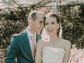 O casamento de Cristina e Décio 1