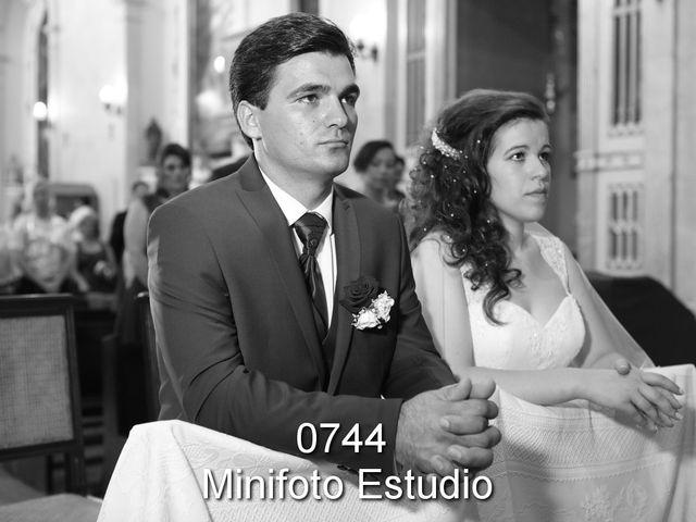 O casamento de João e Daniela em Alpiarça, Alpiarça 1