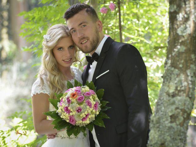 O casamento de Ricardo e Sónia em Mogege, Vila Nova de Famalicão 1