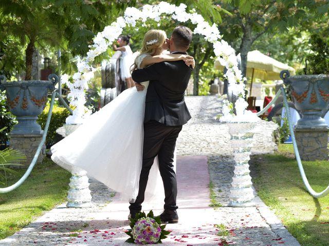O casamento de Ricardo e Sónia em Mogege, Vila Nova de Famalicão 10
