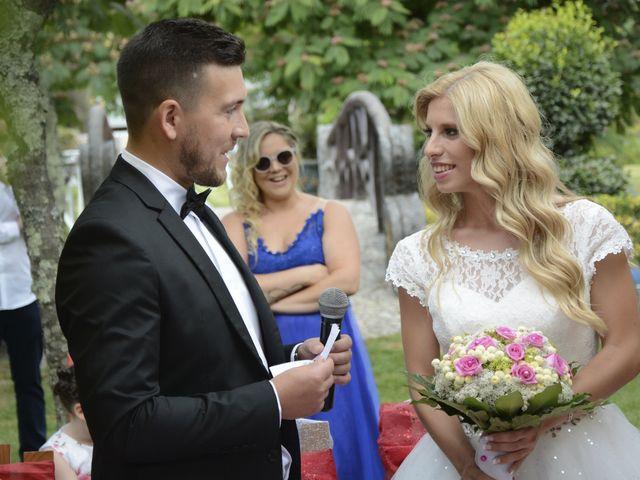 O casamento de Ricardo e Sónia em Mogege, Vila Nova de Famalicão 24