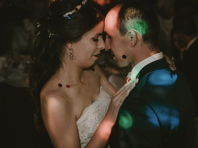 O casamento de Cristina e Décio