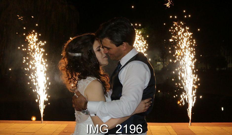 O casamento de João e Daniela em Alpiarça, Alpiarça