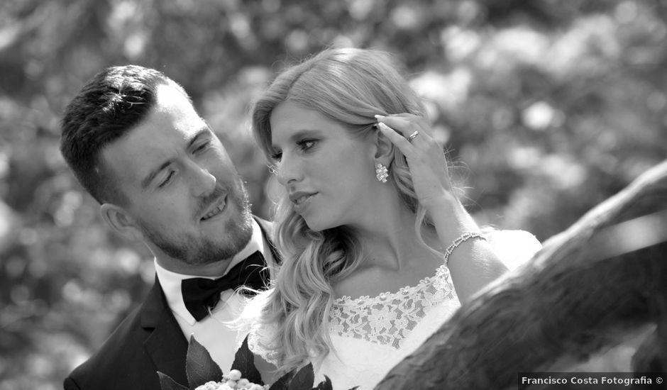 O casamento de Ricardo e Sónia em Mogege, Vila Nova de Famalicão