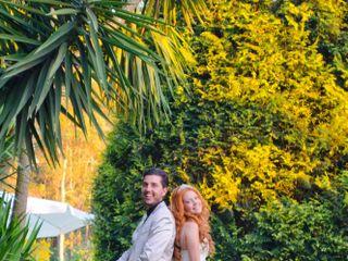 O casamento de Inês e Rubén