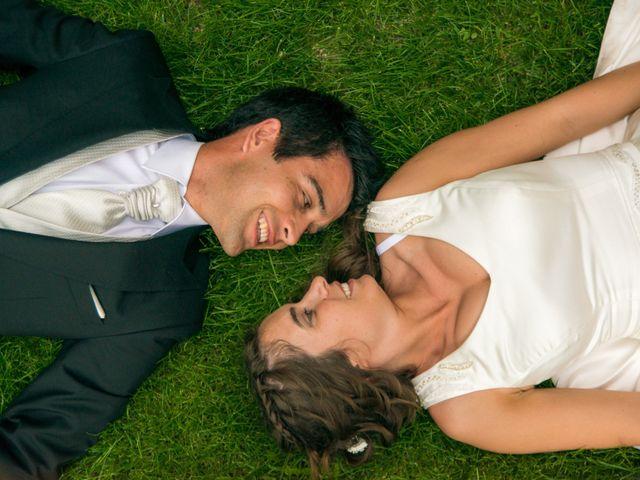 O casamento de Telma e Marco