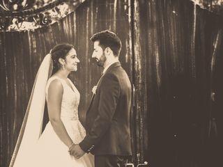 O casamento de Isabel e José