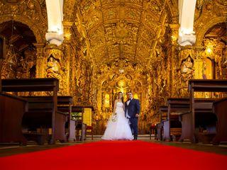 O casamento de Raquel e Sergio 1