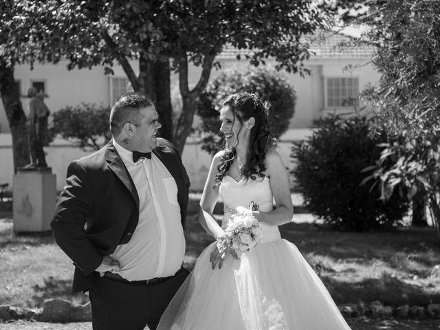 O casamento de Raquel e Sergio