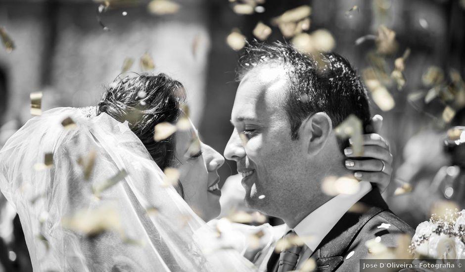 O casamento de Ricardo e Simone em Lamego, Lamego