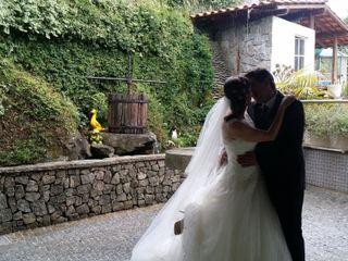 O casamento de Bárbara e Márcio