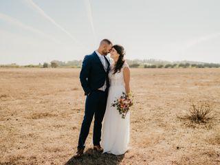 O casamento de Carolina  e Filipe