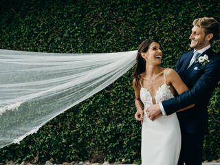 O casamento de Susete e Justin