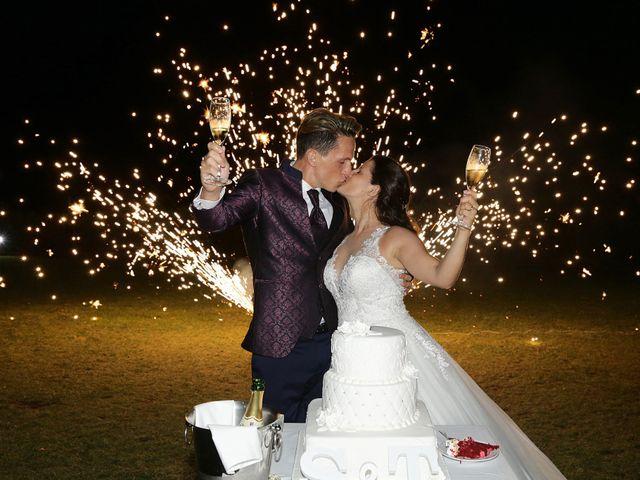 O casamento de Sabrina e Tiago