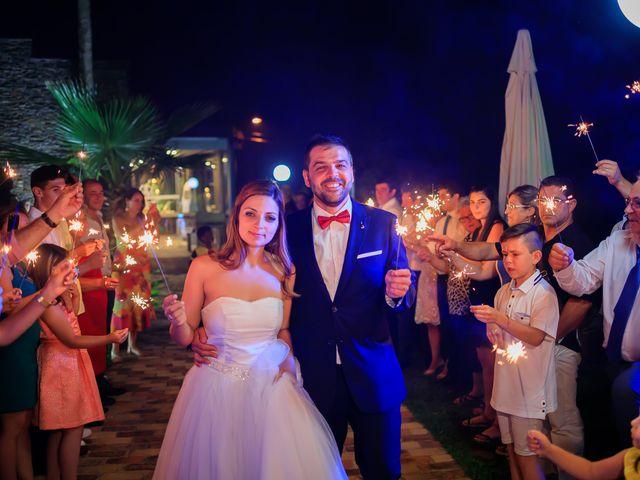 O casamento de Catarina e Filipe