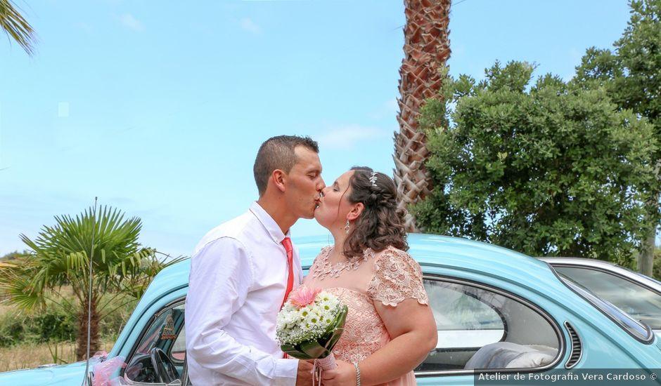 O casamento de Ricardo e Soraia em Parceiros de Igreja, Torres Novas