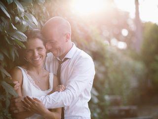 O casamento de Monica e Ludwig