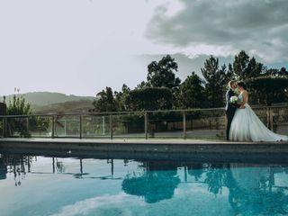 O casamento de Rita e Leandro