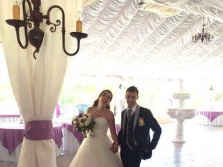 O casamento de Dina e António 1