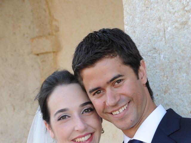 O casamento de Margarida e David