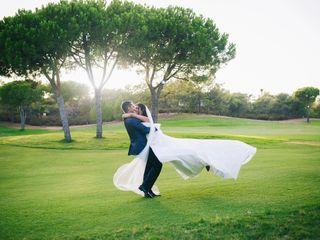 O casamento de Irina e Nuno