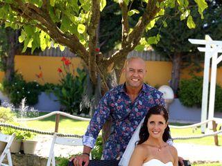 O casamento de Helena  e Abraão  2
