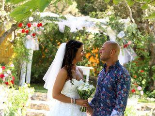 O casamento de Helena  e Abraão  3