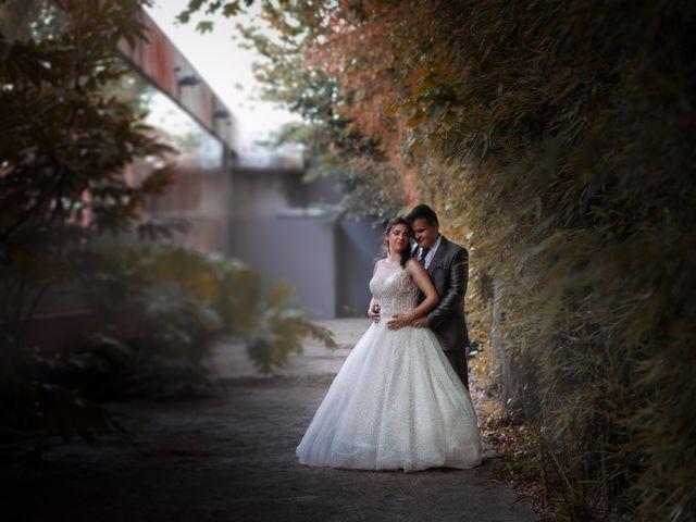 O casamento de Bruno e Sara