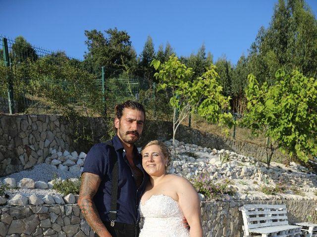 O casamento de Romeu e Angela em Igreja Nova, Mafra 13