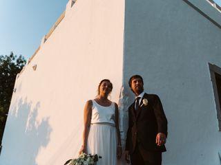 O casamento de Christina e Francisco