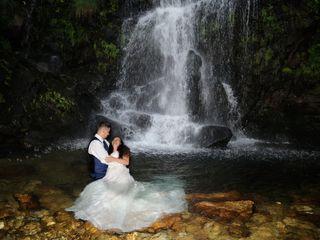 O casamento de Ritinha e Pedro