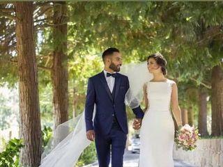 O casamento de Cláudia e Julien 2
