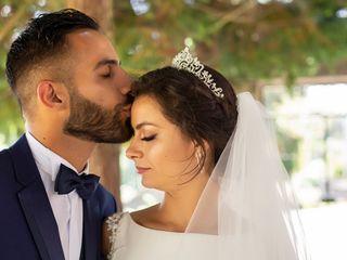 O casamento de Cláudia e Julien