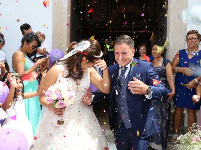 O casamento de Carlos e Carina em Colares, Sintra 1