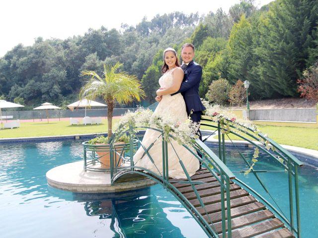 O casamento de Carina e Carlos