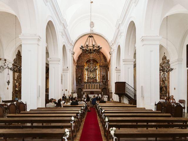 O casamento de Francisco e Christina em Tavira, Tavira 44