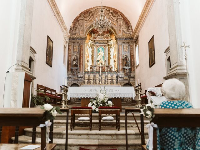 O casamento de Francisco e Christina em Tavira, Tavira 45