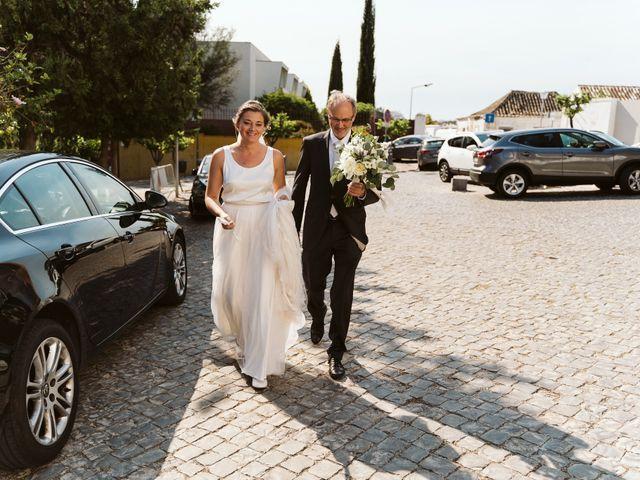 O casamento de Francisco e Christina em Tavira, Tavira 55