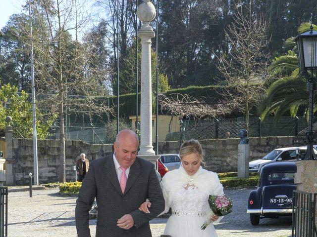 O casamento de Fábio e Natalie em Muro, Trofa 14