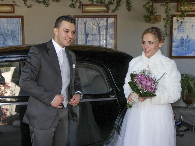 O casamento de Fábio e Natalie em Muro, Trofa 2