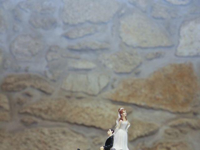 O casamento de Fábio e Natalie em Muro, Trofa 23