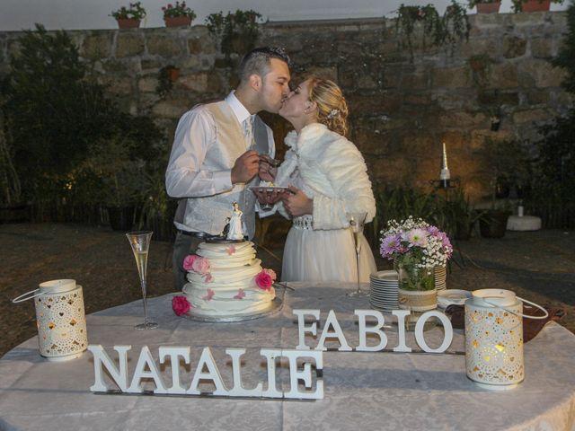 O casamento de Fábio e Natalie em Muro, Trofa 27