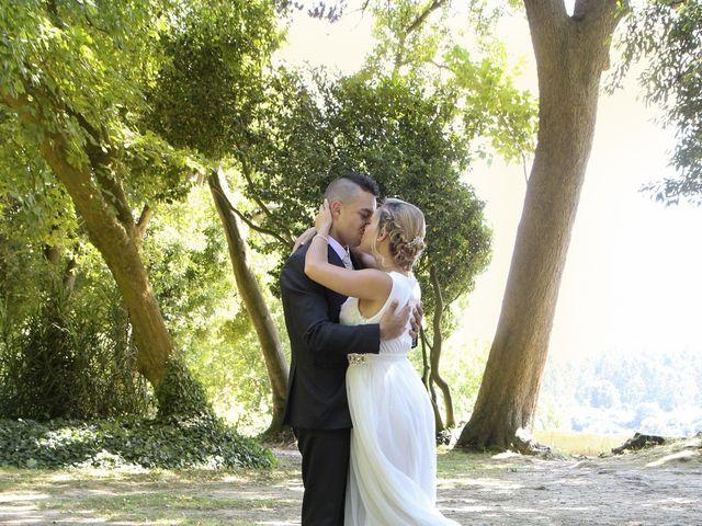 O casamento de Fábio e Natalie em Muro, Trofa 28