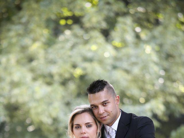 O casamento de Fábio e Natalie em Muro, Trofa 32