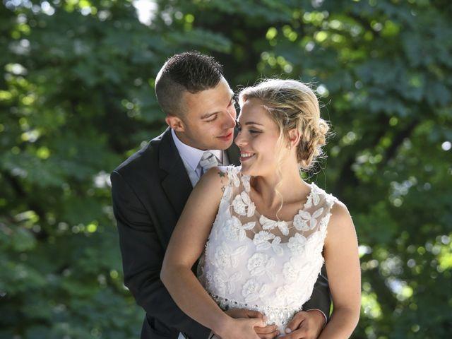 O casamento de Natalie e Fábio