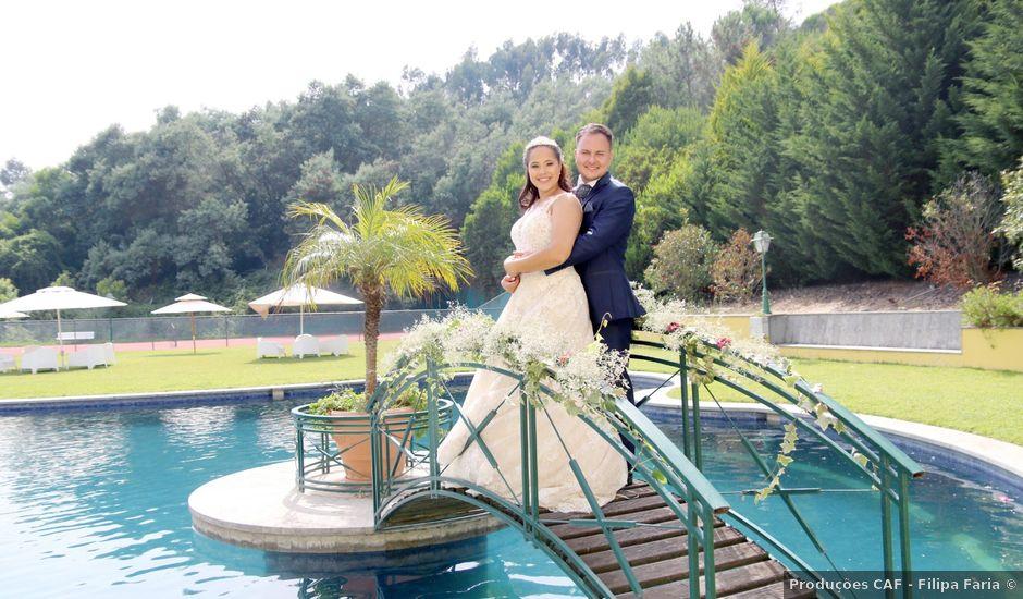O casamento de Carlos e Carina em Colares, Sintra