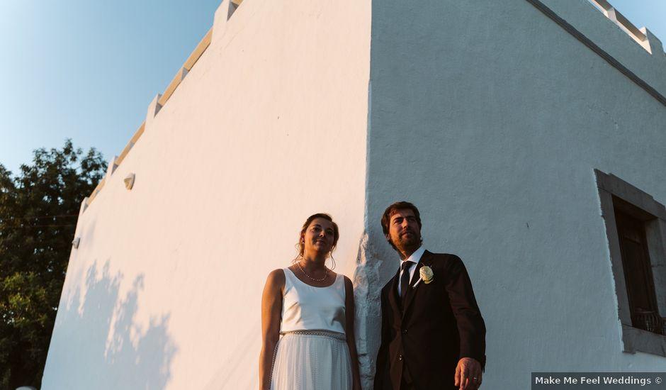 O casamento de Francisco e Christina em Tavira, Tavira