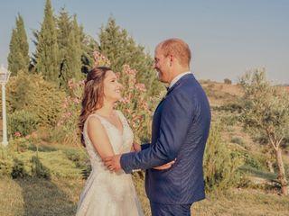 O casamento de Marcelo e Cátia