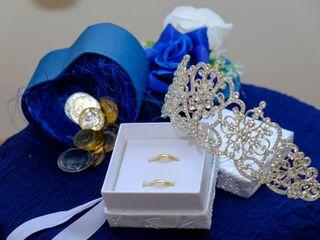 O casamento de Etheling e Daniel 1