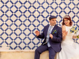 O casamento de Etheling e Daniel